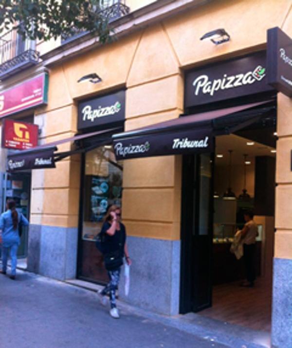 PaPizza suma una nueva franquicia en el madrileño barrio de Fuencarral