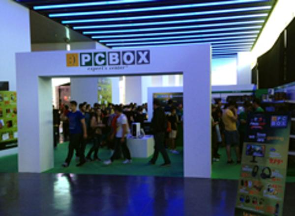 PCBOX se reafirma como la franquicia de referencia para gamers