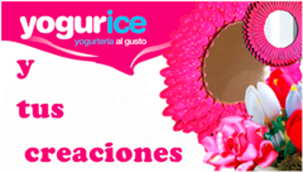 La red de franquicias Yogurice Recicla y Reutiliza