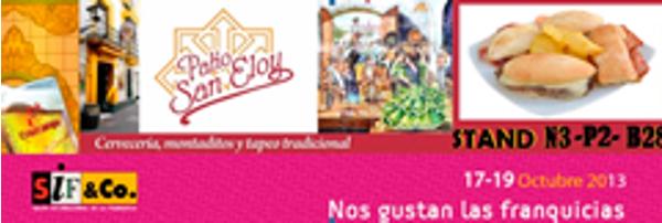 La red de franquicias Patio San Eloy triunfa en Sif & Co