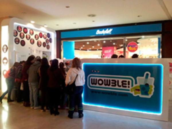 La red de franquicias Wowble! inaugura en León