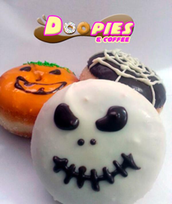 Halloween llega a la red de franquicias Doopies & Coffee