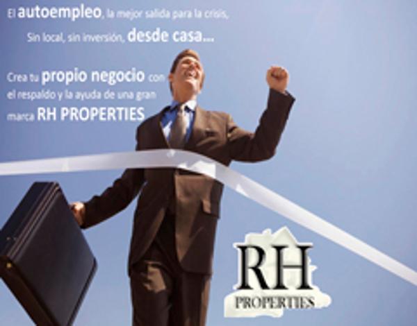 RH Properties continúa ampliando su red de franquicias