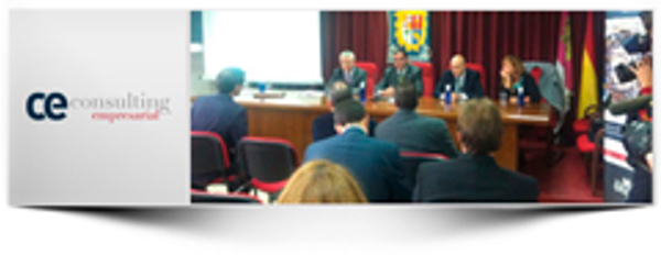 La franquicia CE Consulting Empresarial patrocina la Jornada de Emprendedores del patronato de desarrollo provincial en Cuenca