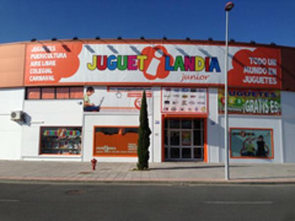 La franquicia Juguetilandia Junior llega a Huelva