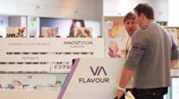 Vídeo Cigarrillos Electronicos de la franquicia Innovation Alcorcón