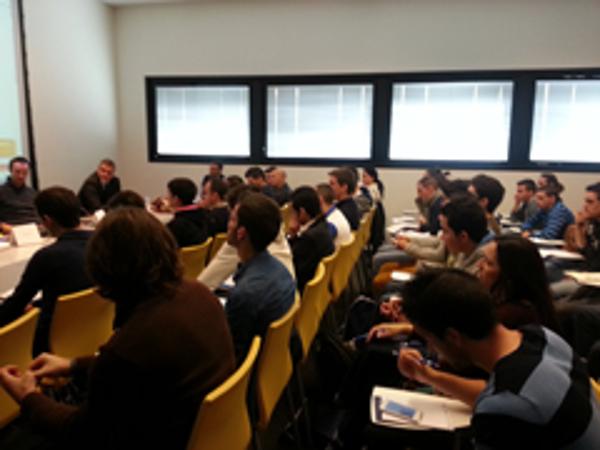 La franquicia Ecodadys asistió al VIII Día del emprendedor de la Comunidad Valenciana