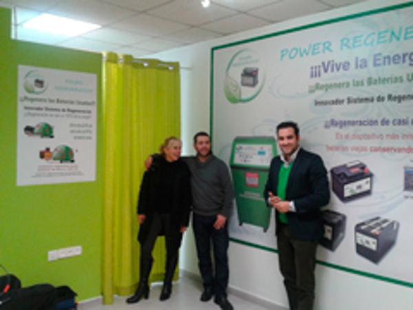 Power Regeneration abre una nueva franquicias en Sabadell