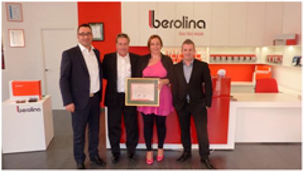 La red de franquicias Berolina abre sus puertas al público en Castellón