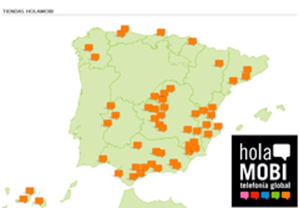 La franquicia holaMOBI alcanza las 50 tiendas telefonía global en solo seis meses