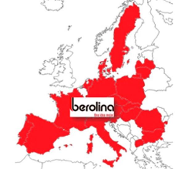 La red de franquicias Berolina acaba el año 2013 con presencia en 22 países