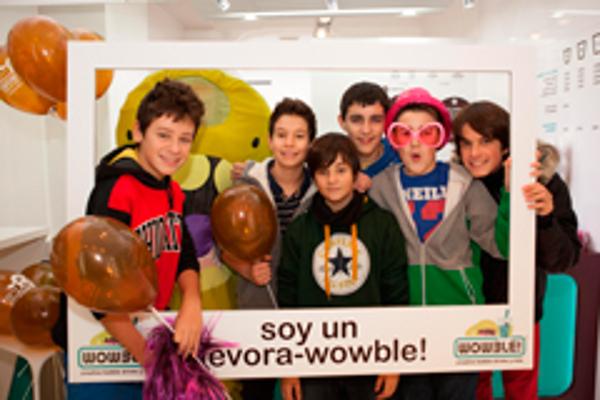 La franquicia Wowble! cumple años y objetivos en Valencia