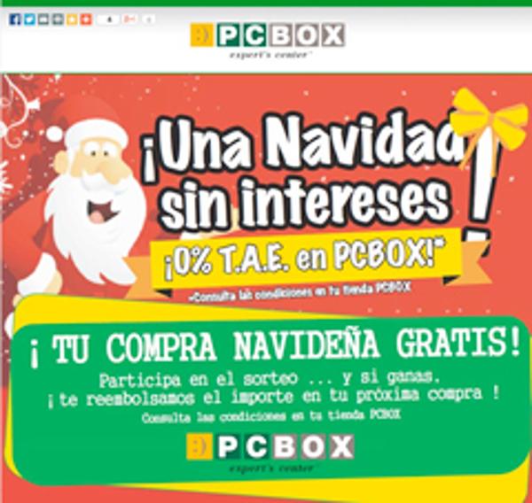 La franquicia PCBOX te invita a