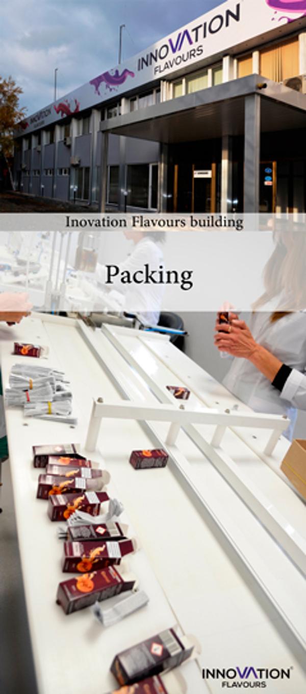 Conoce la fábrica de líquidos para cigarrillos electrónicos de la franquicia Innovation