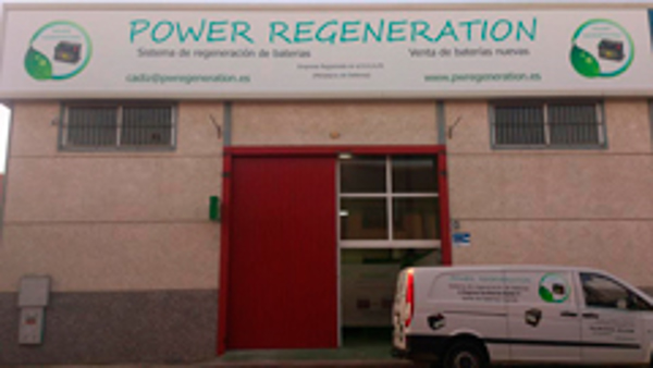 Power Regeneration abre suna nueva franquicia en Cádiz