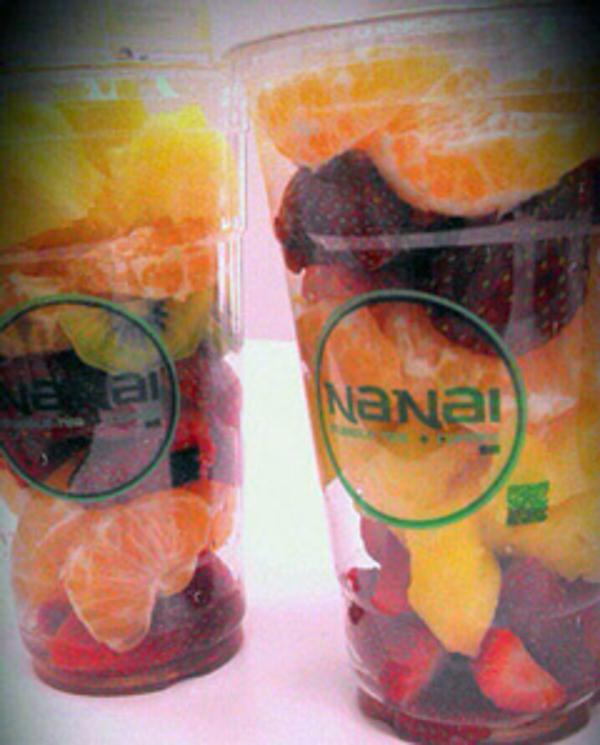 Las bebidas personalizables de las franquicias Nanai