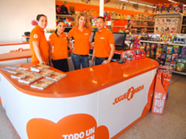 La red de franquicias Juguetilandia finalizará 2013 con 52 tiendas operativas en España
