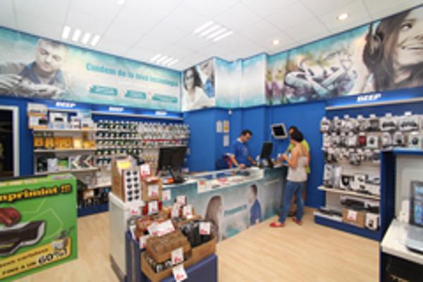 La nueva imagen de las franquicias Beep aumenta las ventas entre un 15 y un 20%