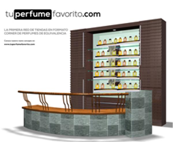 Tuperfumefavorito.com ofrece un descuento de 3.000€ en la inversión de su franquicia