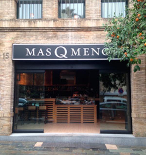 La red de franquicias MasQMenos llega a Sevilla