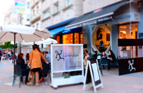 La franquicia La Tortillita, reconocida nuevamente por AJE Galicia