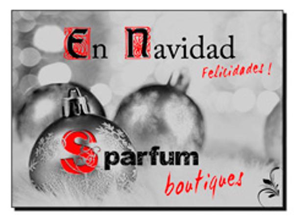 La franquicia ESSEparfum felicita las navidades a todos su clientes y franquiciados