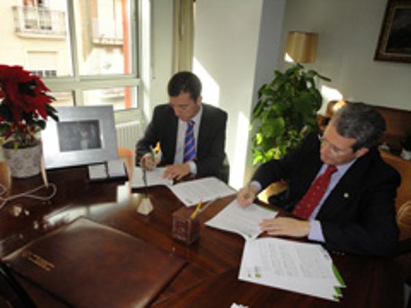 La franquicia Dabo Consulting firma un convenio de colaboración con el Colegio Oficial de Médicos de Jaén