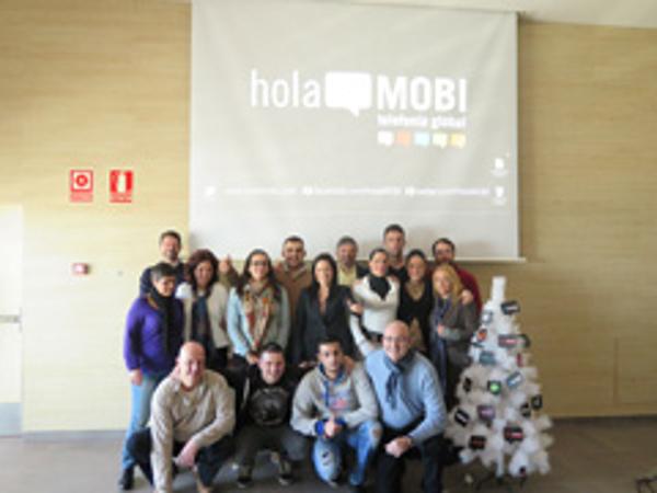 holaMOBI finaliza el curso de formación para 6 nuevas franquicias de diciembre