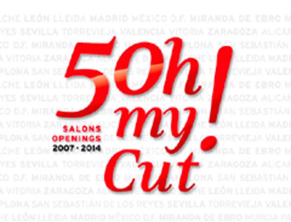 La franquicia Oh My Cut comienza el año celebrando sus 50 salones