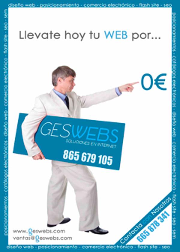 GesWebs abre dos nuevas franquicias