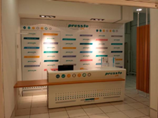 La red de franquicias Pressto abre su primer centro adaptado