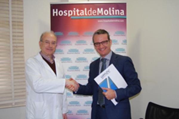 El Hospital de Molina reduce su gasto en telefonía gracias a la franquicia YMOV Group