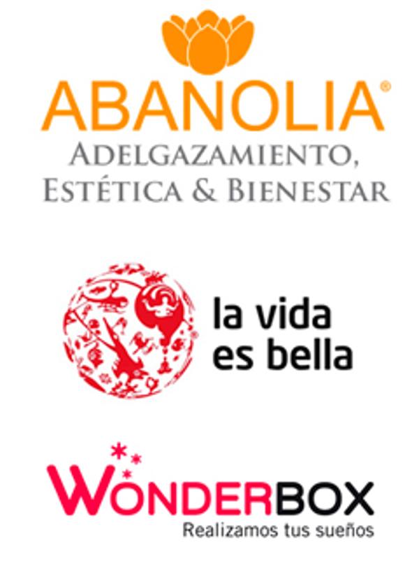 Éxito de los cofres regalo La vida es bella y Wonderbox en las franquicias Abanolia