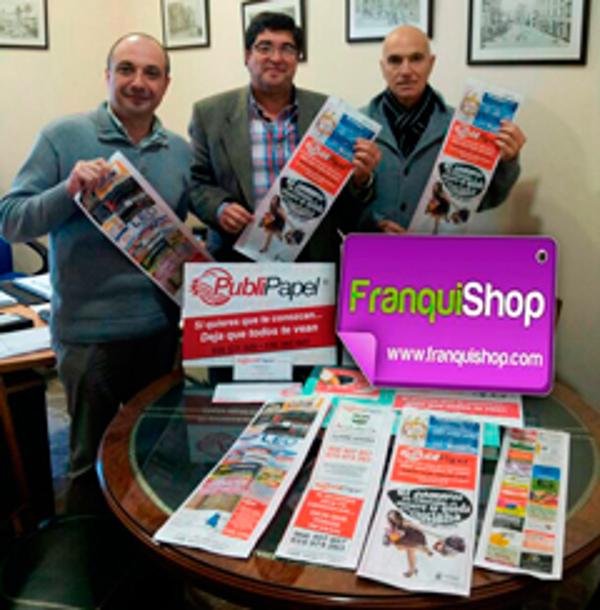 La franquicia PubliPapel asistirá a Franquishop