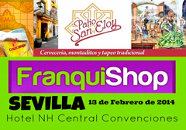La red de franquicias Patio San Eloy no faltará a la cita en Franquishop Sevilla
