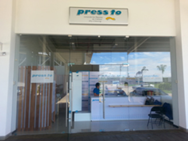 Pressto abre una nueva franquicia de tintorer�a en Costa Rica