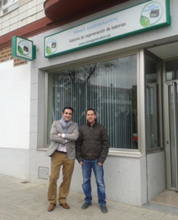 Power Regeneration abre nueva franquicia en Córdoba