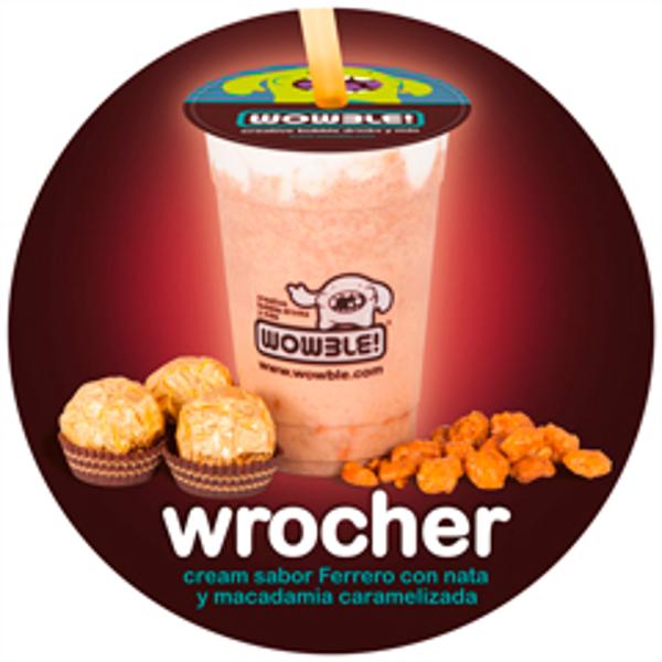 Las franquicias Wowble! seducen a los más golosos con Wrocher!