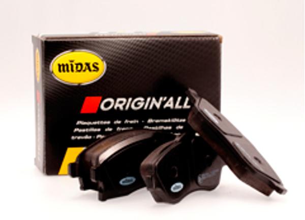 La franquicia Midas adapta el cambio de pastillas y discos de freno a la edad del vehículo