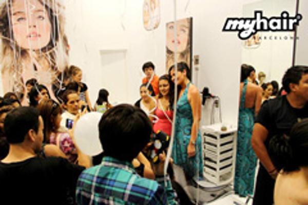Myhair Barcelona abre su franquicia número once en Lima, Perú