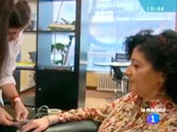 El m�todo de las franquicias Nascia en Las Ma�anas de La 1 de TVE