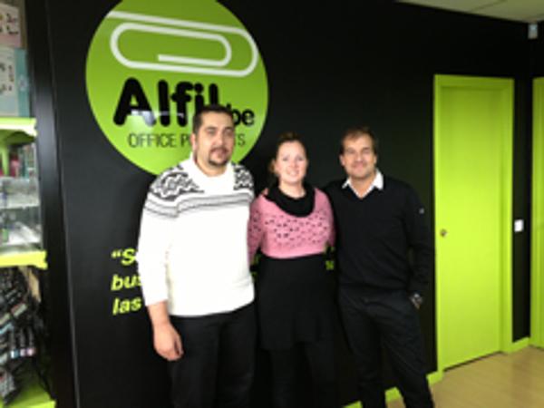 Alfil.be suma una nueva franquicia en Boadilla del Monte