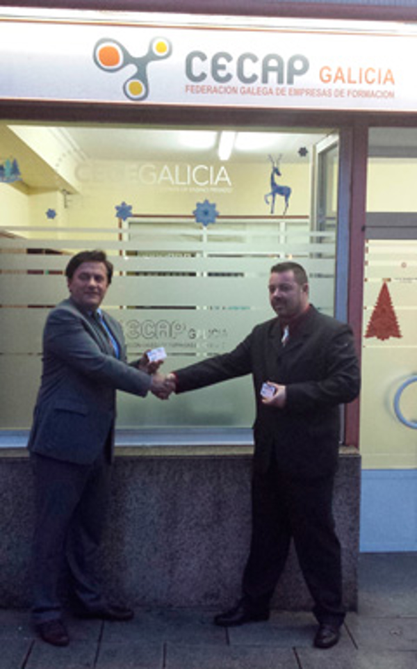 CECAP Galicia se suma a la franquicia Tarjeta Ahorro