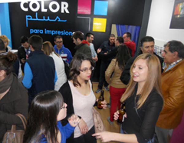Se inaugura la franquicia Color Plus Andorra Teruel