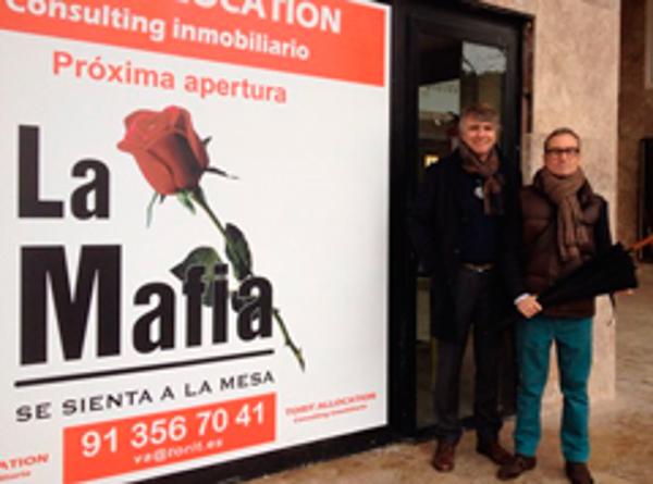 Cristobal Colón se prepara para recibir a las franquicias La Mafia