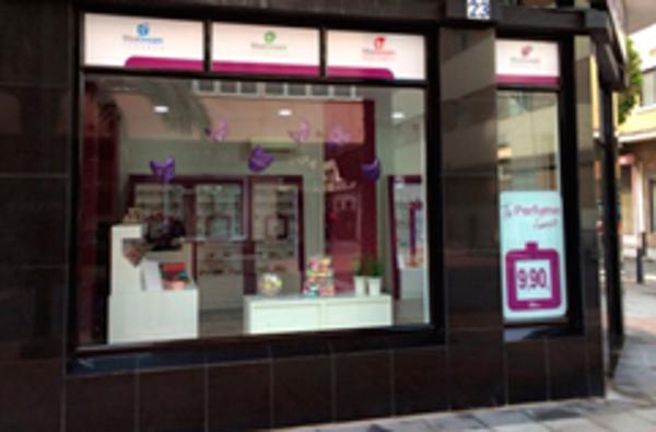 Las franquicias de perfumer�a MaxDream siguen creciendo en las Islas Canarias