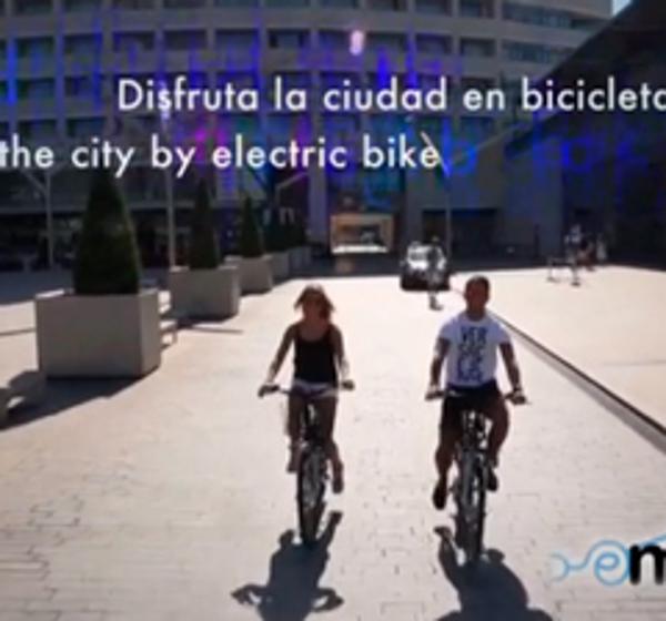 La franquicia e-Mobike trae la Revolución en movilidad para el sector turístico