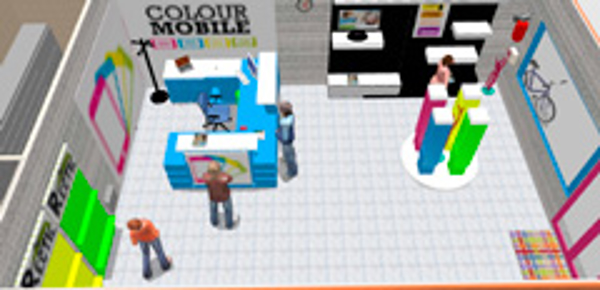 Color Mobile elige el sector de las franquicias para seguir creciendo