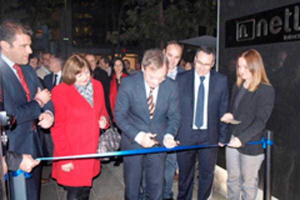 La red de franquicia Netlar inaugura sus nuevas instalaciones en Catarroja
