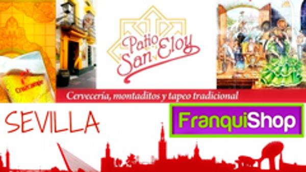 Exitosa participaci�n de la franquicia Patio San Eloy en FranquiShop Sevilla
